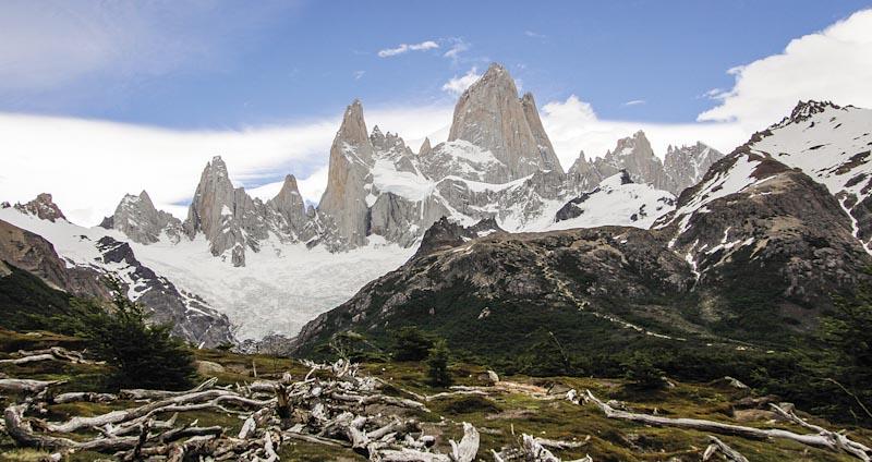 glacier Argentina